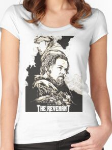 The Revenant 2016 Women's Fitted Scoop T-Shirt