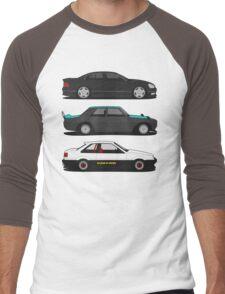 Grand Theft Auto JDM Series Men's Baseball ¾ T-Shirt