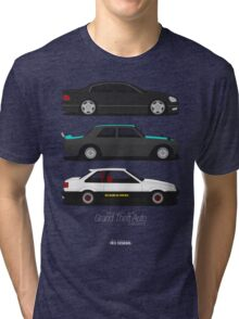 Grand Theft Auto JDM Series Tri-blend T-Shirt