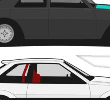 Grand Theft Auto JDM Series Sticker