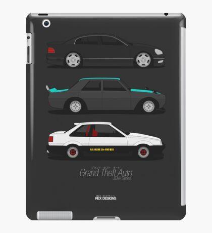 Grand Theft Auto JDM Series iPad Case/Skin