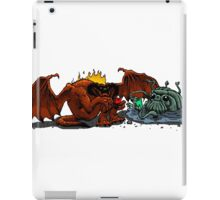 Moria Monsters Texting iPad Case/Skin
