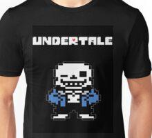 Undertale - Sans (Colored)  Unisex T-Shirt