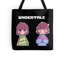 Undertale - Chara & Frisk Tote Bag