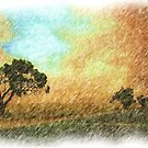 Dust Storm by Maryanne Lawrence