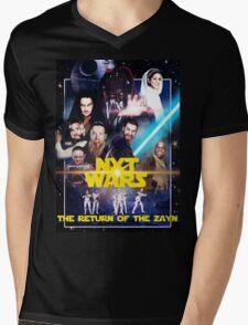 Return of the Zayn Mens V-Neck T-Shirt