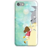 Totoro and Mei iPhone Case/Skin