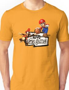 Mario Diddy Kong Unisex T-Shirt