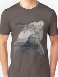 The Revenant 2016 glass and grizzly T-Shirt