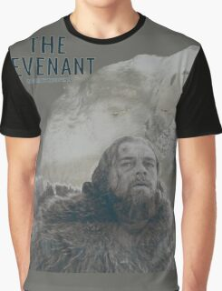 The Revenant 2016 glass and grizzly Graphic T-Shirt