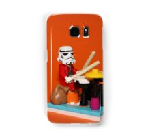 Stormtrooper plays drum Samsung Galaxy Case/Skin