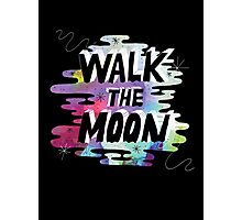 WALK THE MOON Photographic Print