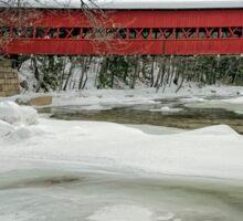 Swift River Covered Bridge Sticker