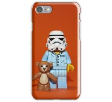 Sleepy Stormtrooper iPhone Case/Skin