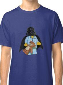 Sleepy Darth Vader Classic T-Shirt