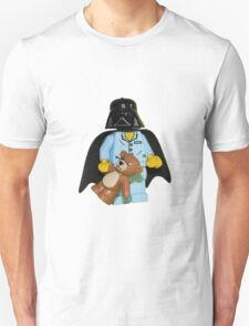 Sleepy Darth Vader Unisex T-Shirt