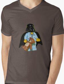 Sleepy Darth Vader Mens V-Neck T-Shirt