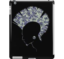 Quilted Punk - Purple iPad Case/Skin