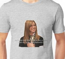 Rachel Green from Friends Unisex T-Shirt