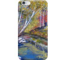 Nature's paint brush iPhone Case/Skin