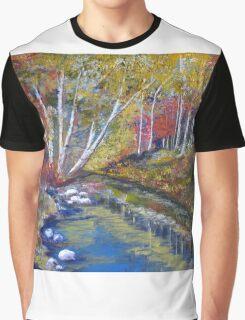 Nature's paint brush Graphic T-Shirt
