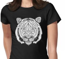Coota-Art Tiger Womens Fitted T-Shirt