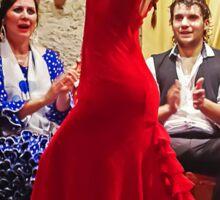 The Art of Flamenco Sticker