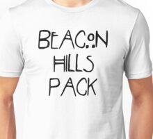 Beacon Hills Pack Unisex T-Shirt