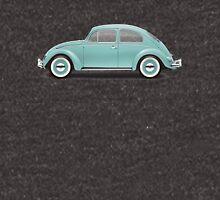 1961 Volkswagen Beetle Sedan - Turquoise Unisex T-Shirt