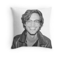 Matthew Gray Gubler Throw Pillow