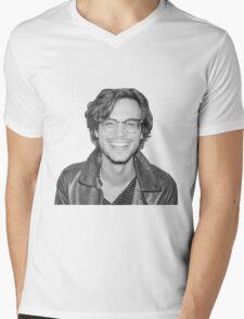 Matthew Gray Gubler Mens V-Neck T-Shirt