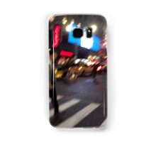 Times Square Blur Samsung Galaxy Case/Skin