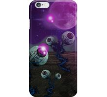 Pineal Fields: Farming the Third Eye iPhone Case/Skin