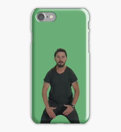 Shia Labeouf -  Just Do iPhone Case/Skin