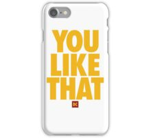 Redskins You Like That Cousins DC Football by AiReal Apparel iPhone Case/Skin