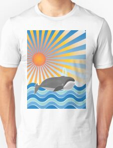 The Happy Whale T-Shirt