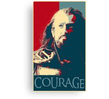 Thorin Courage Canvas Print