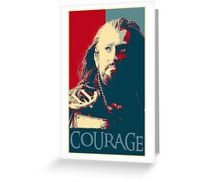 Thorin Courage Greeting Card