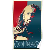 Thorin Courage Poster