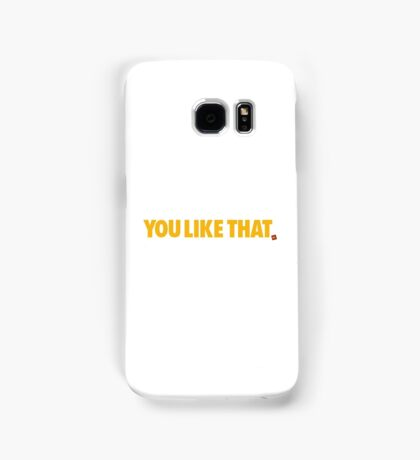Redskins You Like That Cousins DC Football by AiReal Apparel Samsung Galaxy Case/Skin