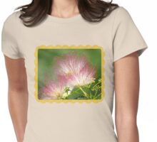 Mimosa ~  An Exotic Flowering Tree Womens Fitted T-Shirt