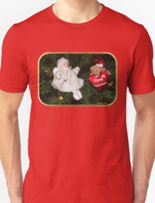 Beary Christmas ~ Tree Decorations Unisex T-Shirt