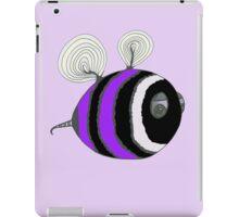 Bumble baby - purple iPad Case/Skin