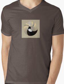 Sleeping penguin Mens V-Neck T-Shirt