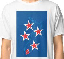 New Zealand by BG Classic T-Shirt