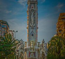 Plaza de los Luceros by Ralph Goldsmith