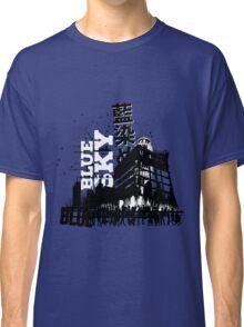 Urban color Blue Classic T-Shirt