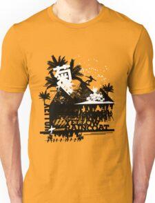 Urban color Yellow Unisex T-Shirt