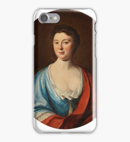 GOTTFRIED KNELLER CIRCLE OF, MARY COUNTESS COWPER.   iPhone Case/Skin