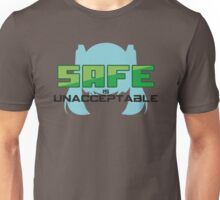 SAFE is unacceptable (Project Diva) Unisex T-Shirt